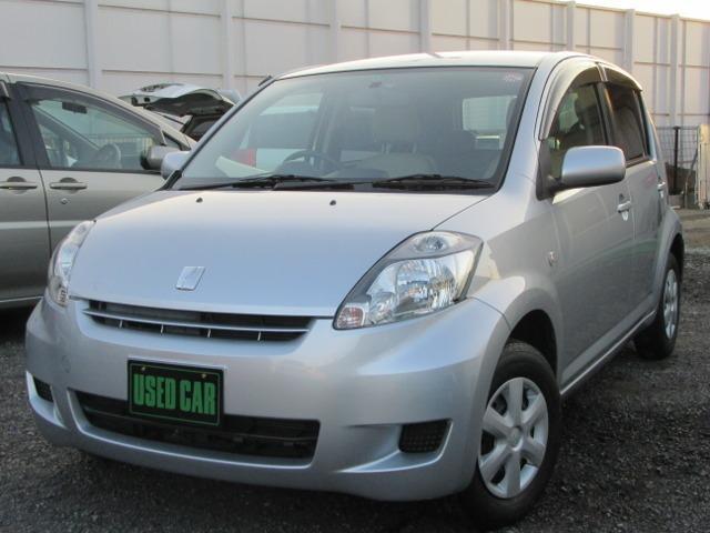 トヨタ X ・CD・ワンオーナー・キーレス・サイドバイザー・