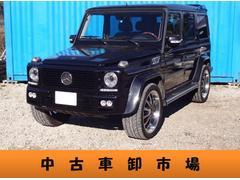 M・ベンツG500L 4WD ナビ 地デジ サンルーフ 革