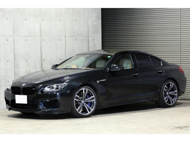 BMW グランクーペ インディビジュアル 白&茶レザー B&O音響