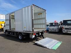 キャンター3トン 冷凍車 低温−30度 ワイドロング パワーゲート付