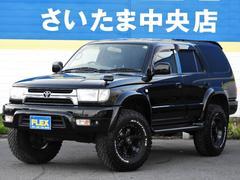 ハイラックスサーフSSR−G 新品タイヤ・ホイル FLEX2インチUP