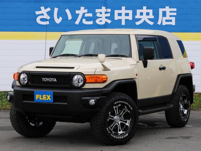 FJクルーザー(トヨタ) ファイナルエディション 中古車画像