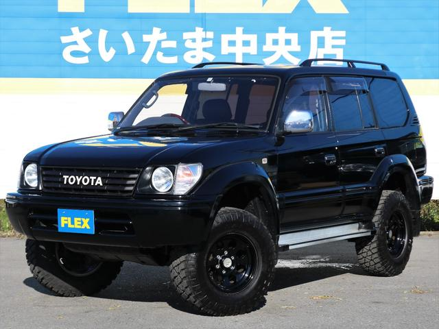 Photo of TOYOTA LAND CRUISER PRADO TZ / used TOYOTA