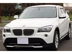 BMW X1xDrive 25i4WD 社外HDDナビ スタッドレス付