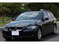 BMW320iツーリング 社外ナビTV 検31年7 HID ETC
