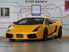 ランボルギーニ ガヤルドスーパーレジェーラ カーボンW ナビ Bカメラ ディーラー車