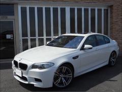 BMWM5 サンルーフ 20インチアルミ