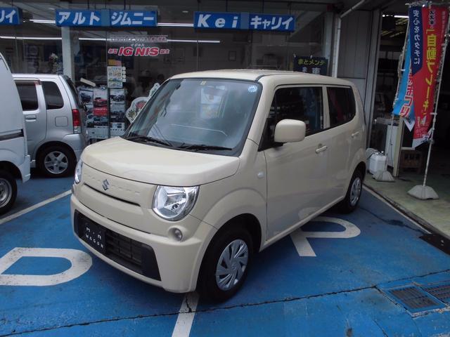 スズキ MRワゴン L (車検整備付)