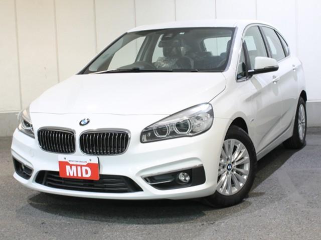 BMW 2シリーズ 218dアクティブツアラー純正ナビ LEDライ...