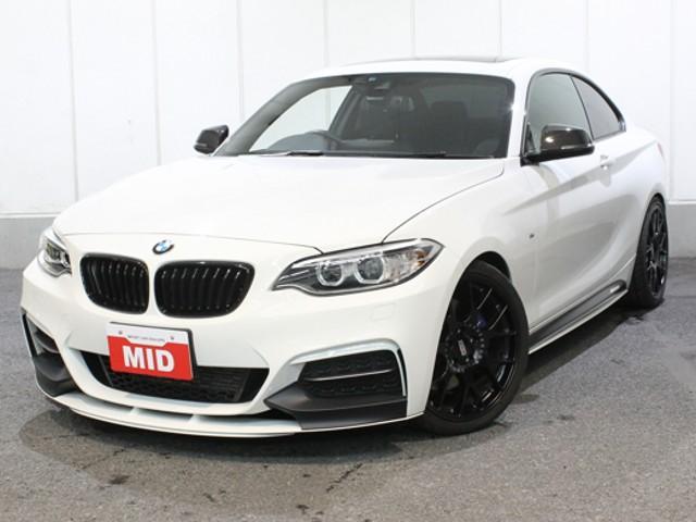BMW 2シリーズ M235iクーペ MPエアロ BBS 車高調 ...