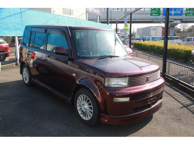 Photo of TOYOTA bB Z X VERSION / used TOYOTA
