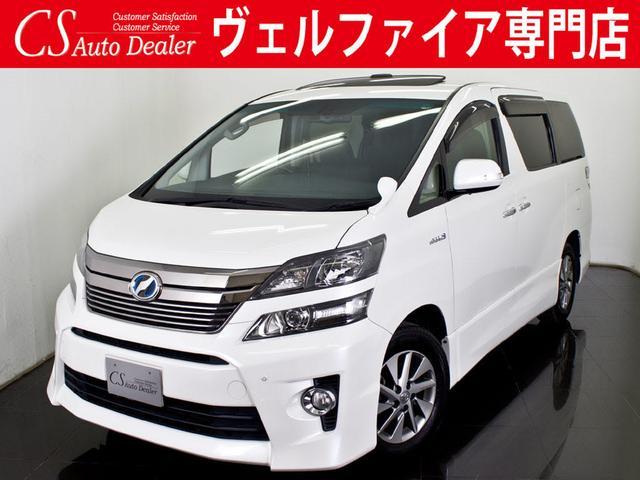 トヨタ ZR 1オーナー サンルーフ リアモニター HDD Cソナー