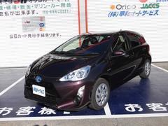 アクア S セフティセンスC 自動ブレーキ SDナビ(トヨタ)