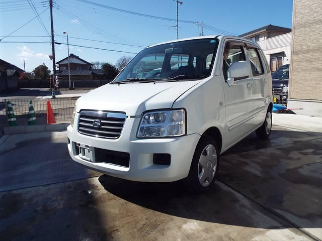 スズキ ワゴンRソリオ E (車検整備付)