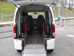 エブリイワゴン車椅子移動車    福祉車両