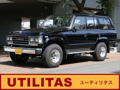 トヨタ ランドクルーザー60 ワゴン4.0VX ロールーフ 4WD 4.0L