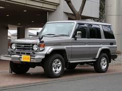 トヨタ ランドクルーザー70 70 5ドア4.2ディーゼル ZX デフロック 4.2L