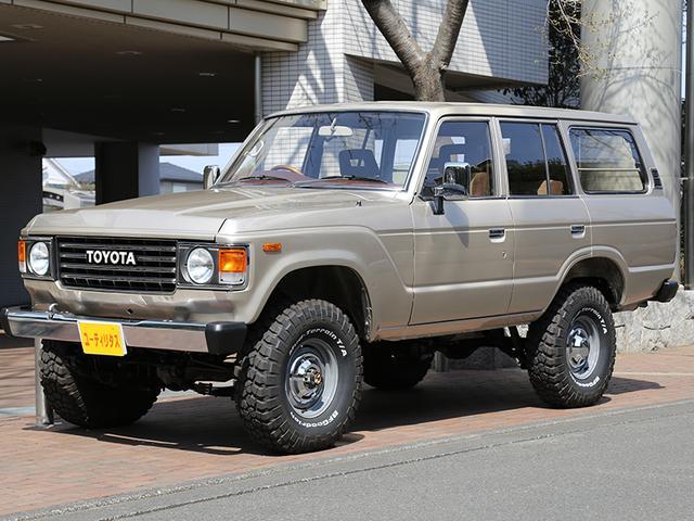 トヨタ バン4.0DT VXロールーフ丸目