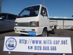 ハイゼットトラック ハイカスタム 4WD エアコンクーラー付き マニュアル5速(ダイハツ)