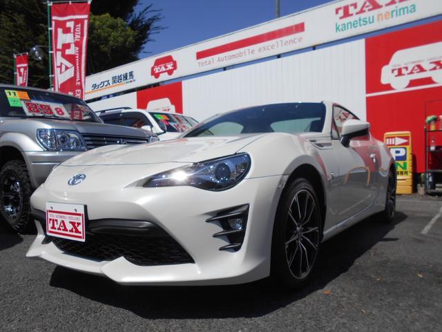86(トヨタ) GT 中古車画像