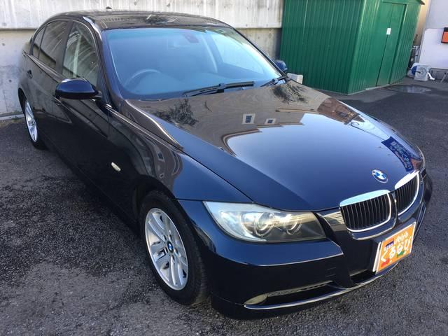 BMW 3シリーズ 320i iDriveナビ プッシュスタート ...