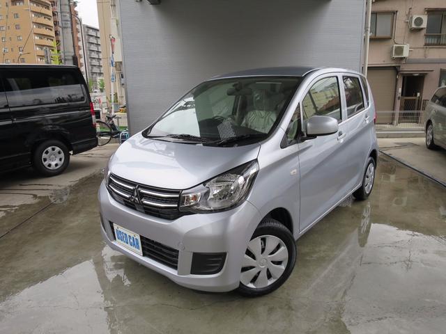 三菱 eKワゴン E 新車未登録車 キーレス ベンチシート