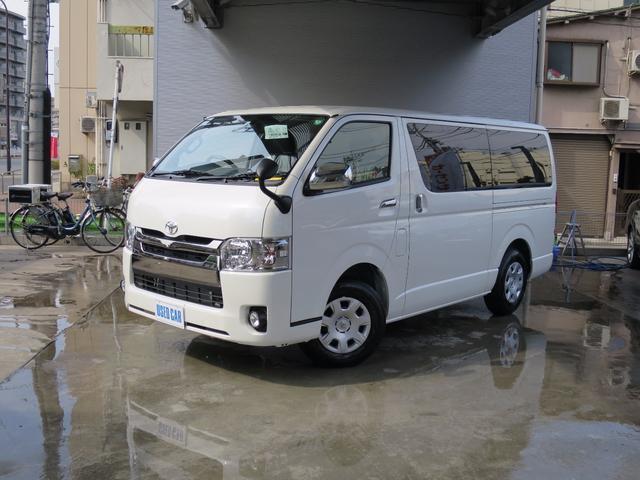 トヨタ スーパーGL ダークプライム両側電動ドアBカメラ未使用車