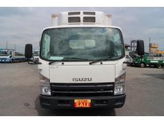 エルフトラックベースグレード冷凍冷蔵車