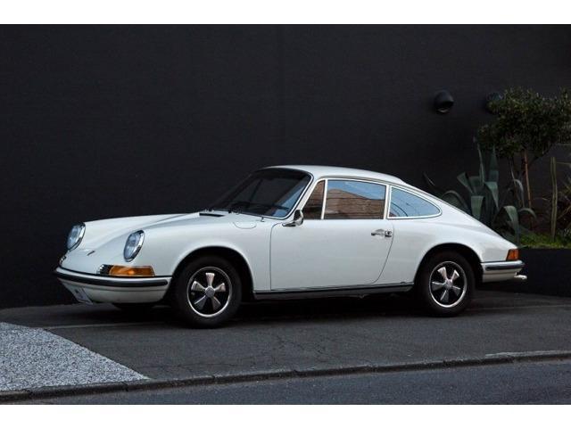 '69・911T レストア済みアイボリーホワイト2.2L、5MT、レストア済です! 走行不明