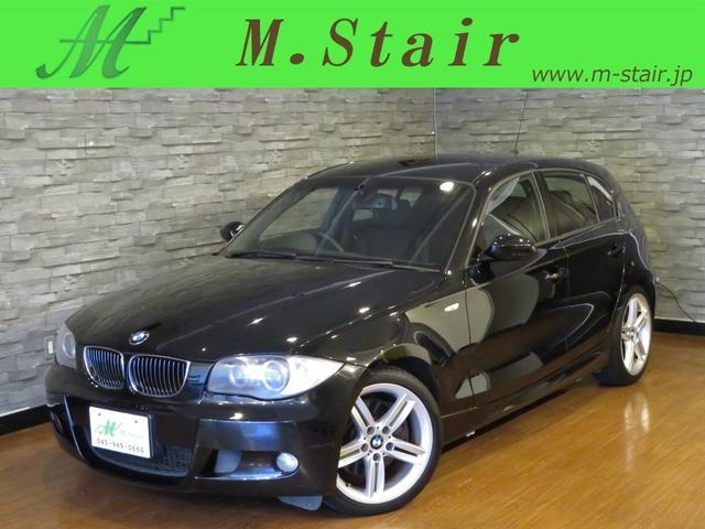 BMW 130i Mスポーツ 禁煙車 6速AT HDDナビ HID