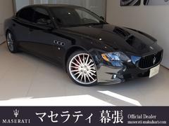 マセラティ クアトロポルテスポーツGT S 最終モデル 記録簿 現車確認可!