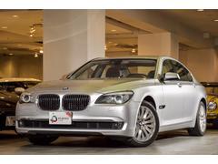 BMW750i 左ハンドル HDDナビTV ブラックレザー