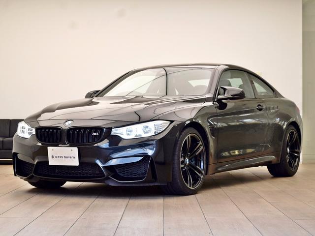 BMW M4クーペ カーボンルーフ ヘッドアップディスプレイ