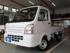 キャリイトラックKC 4WD オートマ エアコン パワステ 幌付け可能