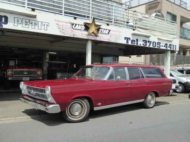 FORD FORD FAIRLANE BASE GRADE   1966   RED   0 km   details