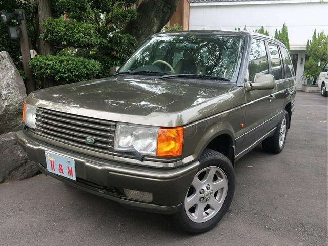 Photo of LAND_ROVER LAND ROVER RANGE ROVER AUTOBIO GRAPHY / used LAND_ROVER