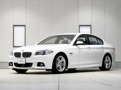 BMW523d Mスポーツ ベージュレザー ACC  認定中古車