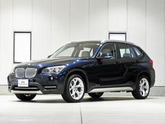 BMW X1sDrive 18i xライン ナビ 革シート 認定中古車
