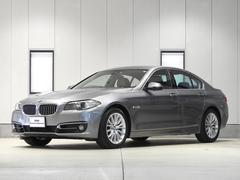 BMW523iラグジュアリー 2年保証 レザーシート 認定中古車