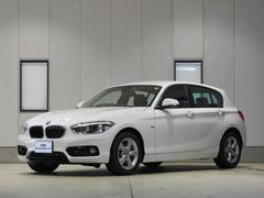 BMW118i スポーツ カメラ付HDDナビ LED 認定中古車