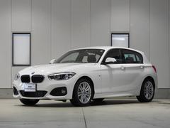 BMW118d Mスポーツ カメラ付HDDナビ LED 認定中古車