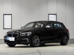 BMWM140i レザーシート HDDナビ 認定中古車