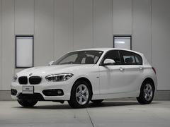 BMW118d スポーツ HDDナビ LEDライト 認定中古車