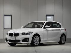 BMW118i Mスポーツ パーキングサポート LED 認定中古車
