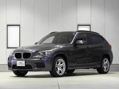 BMW X1sDrive 20i Mスポーツ 2年保証 認定中古車