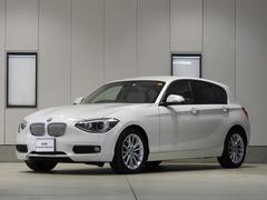 BMW116i ファッショニスタ 2年保証 革シート 認定中古車