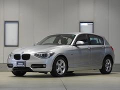 BMW116i スポーツ HDDナビ 禁煙車 認定中古車