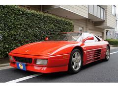 フェラーリ 348ts1989年モデル