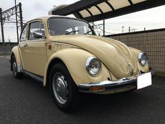 VW ビートル1600LE fuelinjection 走行29000km