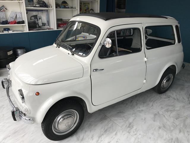 フィアット フィアット500 ジャルディニエラ